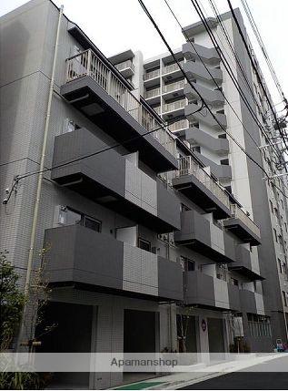 東京都板橋区、中板橋駅徒歩18分の新築 12階建の賃貸マンション