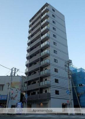 東京都板橋区、池袋駅徒歩20分の新築 12階建の賃貸マンション