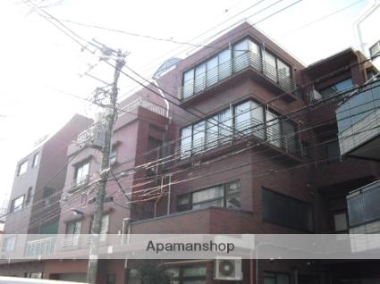 東京都北区、田端駅徒歩6分の築33年 4階建の賃貸マンション