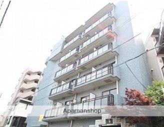 東京都北区、駒込駅徒歩23分の築22年 6階建の賃貸マンション