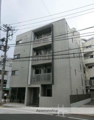 東京都板橋区、板橋駅徒歩7分の新築 4階建の賃貸マンション
