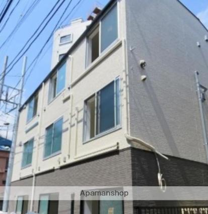 東京都豊島区、東池袋駅徒歩3分の新築 3階建の賃貸アパート