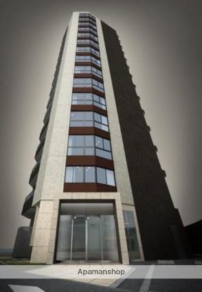 東京都文京区、後楽園駅徒歩6分の新築 16階建の賃貸マンション