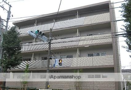 東京都北区、十条駅徒歩6分の新築 4階建の賃貸マンション