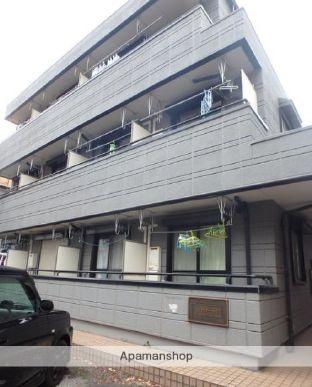 東京都文京区、駒込駅徒歩17分の築23年 3階建の賃貸アパート
