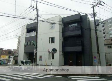 東京都豊島区、巣鴨駅徒歩14分の新築 3階建の賃貸アパート