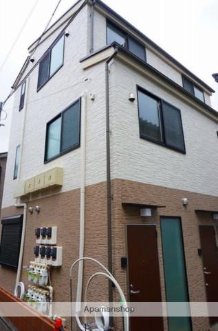 東京都板橋区、板橋本町駅徒歩10分の新築 3階建の賃貸アパート