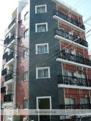 東京都北区、板橋駅徒歩8分の築45年 5階建の賃貸マンション