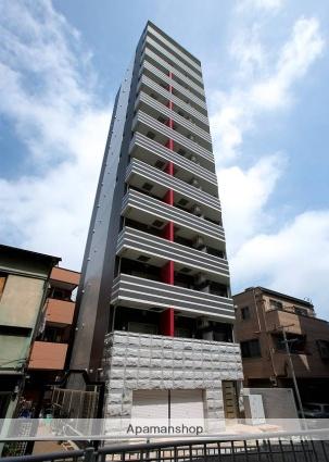 東京都北区、板橋駅徒歩14分の築7年 14階建の賃貸マンション