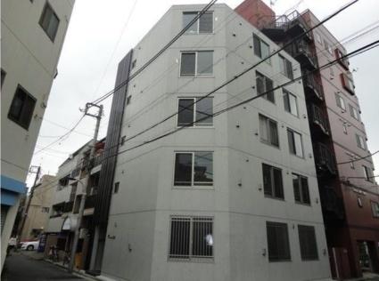 東京都北区、王子駅徒歩8分の新築 5階建の賃貸マンション