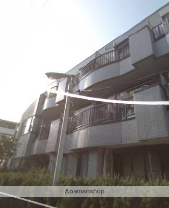 東京都豊島区、板橋駅徒歩13分の築24年 3階建の賃貸マンション