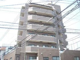 東京都北区、十条駅徒歩15分の築17年 8階建の賃貸マンション