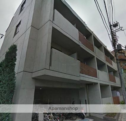 東京都文京区、茗荷谷駅徒歩8分の築12年 4階建の賃貸マンション