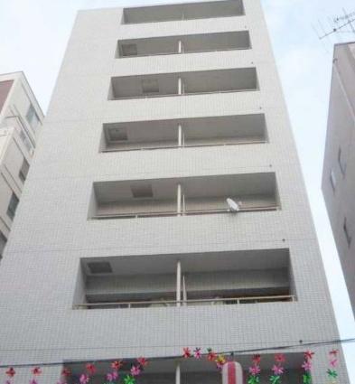 東京都豊島区、巣鴨駅徒歩7分の築26年 12階建の賃貸マンション