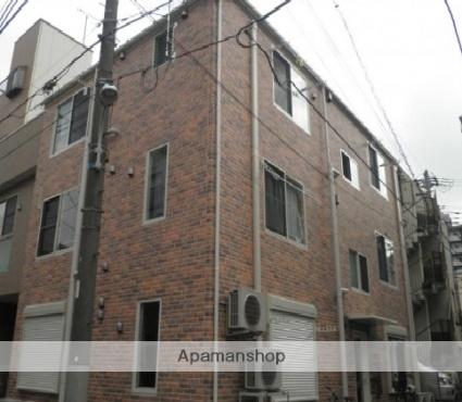 東京都板橋区、大山駅徒歩17分の築7年 3階建の賃貸アパート