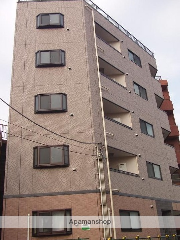 東京都豊島区、池袋駅徒歩14分の築6年 5階建の賃貸マンション