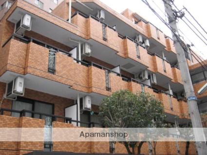 東京都板橋区、池袋駅徒歩17分の築28年 5階建の賃貸マンション
