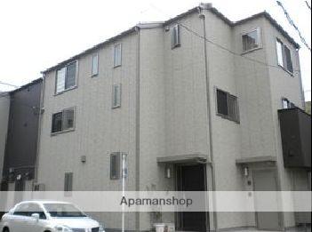 東京都文京区、駒込駅徒歩12分の築5年 3階建の賃貸アパート