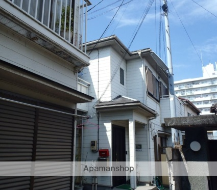 東京都北区、駒込駅徒歩15分の築24年 2階建の賃貸アパート