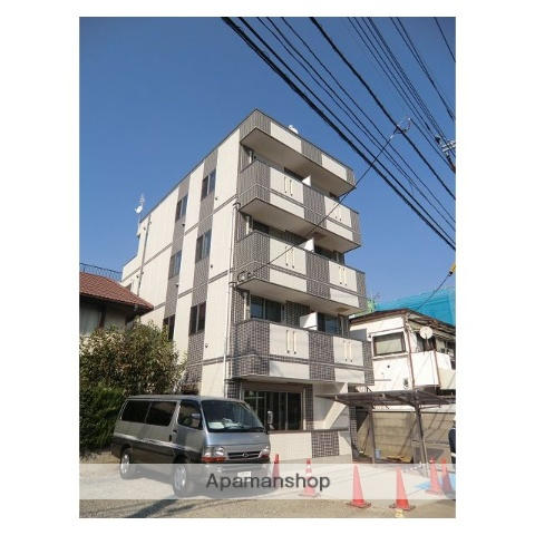 東京都北区、尾久駅徒歩13分の築4年 4階建の賃貸マンション