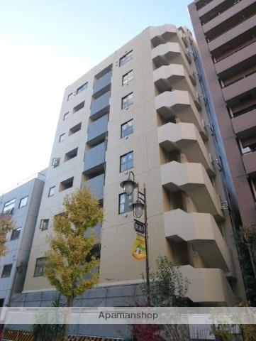 東京都豊島区、目白駅徒歩14分の築4年 9階建の賃貸マンション