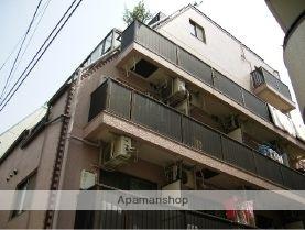 東京都北区、巣鴨駅徒歩17分の築29年 4階建の賃貸マンション