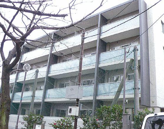 東京都板橋区、大山駅徒歩13分の築5年 4階建の賃貸マンション