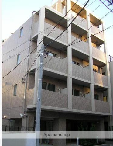 東京都豊島区、大塚駅徒歩5分の築4年 5階建の賃貸マンション