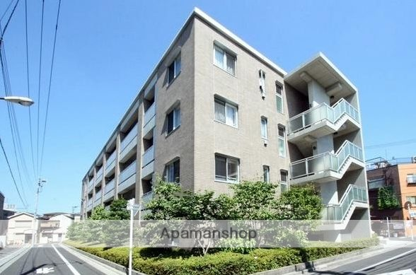 東京都荒川区、尾久駅徒歩10分の築9年 4階建の賃貸マンション