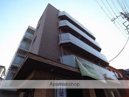 東京都文京区、日暮里駅徒歩17分の築3年 5階建の賃貸マンション
