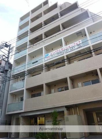 東京都豊島区、西巣鴨駅徒歩4分の築3年 8階建の賃貸マンション