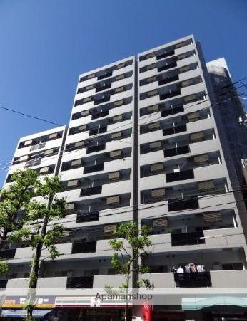 東京都文京区、後楽園駅徒歩19分の築17年 12階建の賃貸マンション