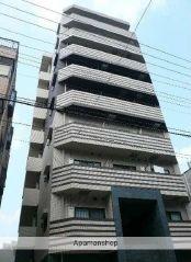 東京都豊島区、駒込駅徒歩4分の築3年 9階建の賃貸マンション