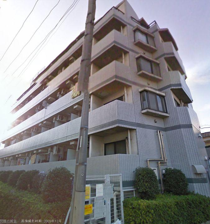 東京都北区、尾久駅徒歩10分の築25年 6階建の賃貸マンション