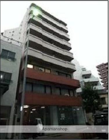 東京都北区、王子駅徒歩6分の築39年 8階建の賃貸マンション