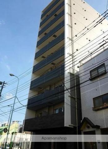 東京都北区、東十条駅徒歩12分の築2年 10階建の賃貸マンション