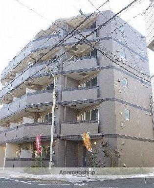 東京都板橋区、大山駅徒歩10分の築2年 5階建の賃貸マンション