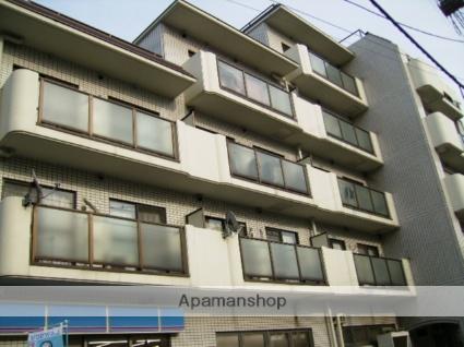 東京都新宿区、新大久保駅徒歩8分の築29年 5階建の賃貸マンション