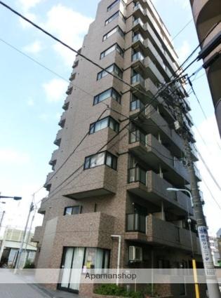 東京都豊島区、目白駅徒歩11分の築19年 11階建の賃貸マンション