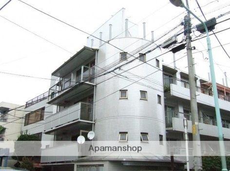 東京都豊島区、西巣鴨駅徒歩10分の築27年 4階建の賃貸マンション