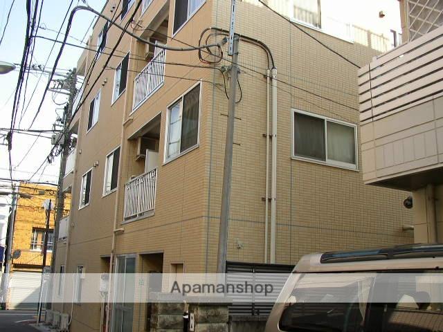 東京都豊島区、西巣鴨駅徒歩5分の築13年 5階建の賃貸マンション
