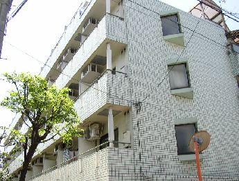 東京都板橋区、板橋駅徒歩7分の築29年 5階建の賃貸マンション