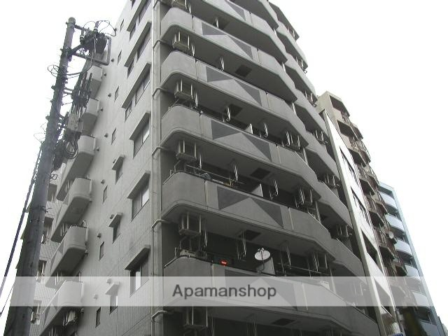 東京都板橋区、板橋駅徒歩10分の築15年 9階建の賃貸マンション