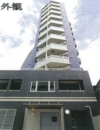東京都豊島区、高田馬場駅徒歩6分の築11年 12階建の賃貸マンション