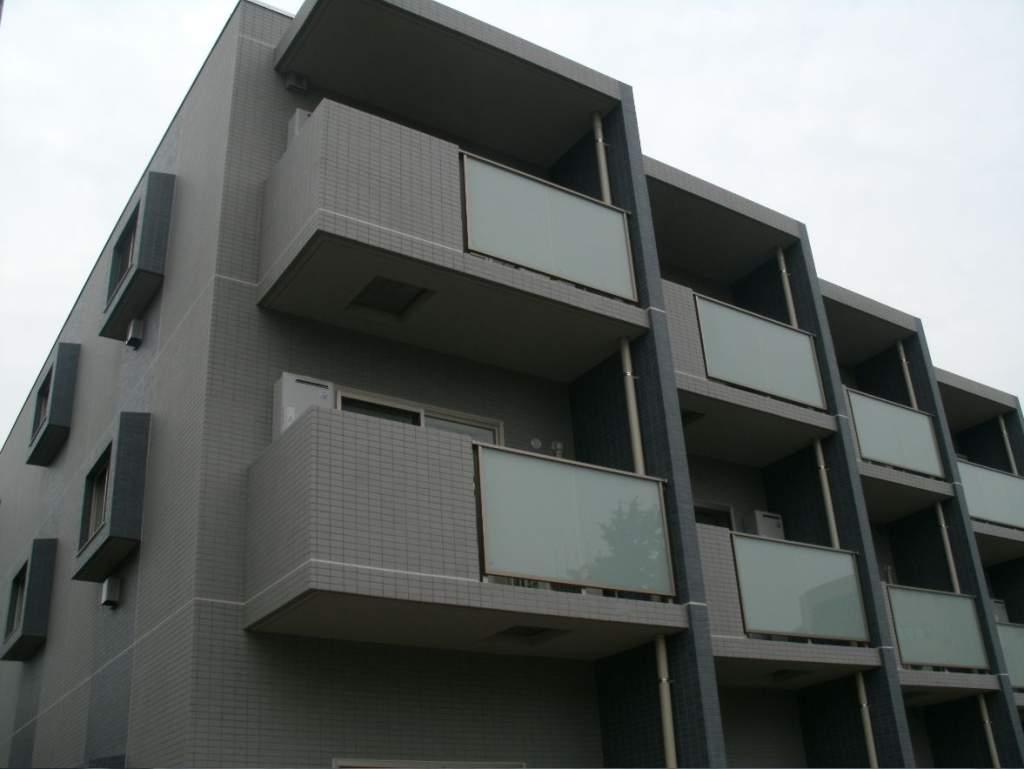 東京都板橋区、大山駅徒歩8分の築2年 3階建の賃貸マンション