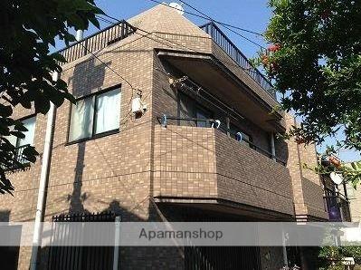 東京都豊島区、巣鴨駅徒歩12分の築22年 3階建の賃貸マンション