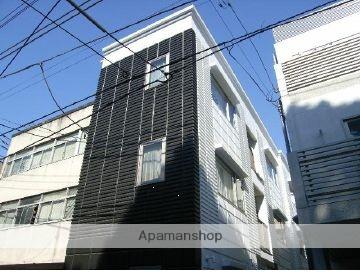 東京都板橋区、池袋駅徒歩16分の築11年 3階建の賃貸マンション