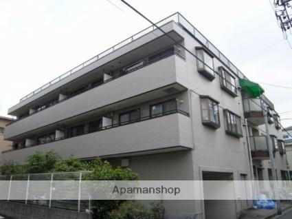 東京都板橋区、中板橋駅徒歩18分の築26年 3階建の賃貸マンション