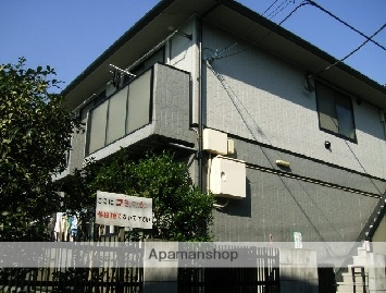 東京都豊島区、西ケ原駅徒歩9分の築17年 2階建の賃貸アパート