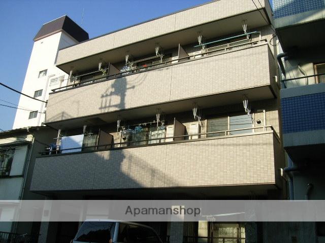 東京都北区、駒込駅徒歩7分の築14年 3階建の賃貸マンション